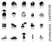 icons | Shutterstock .eps vector #166993538