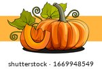 vector simple illustration of a ... | Shutterstock .eps vector #1669948549