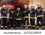 Six Professional Firefighters...