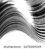 vector brush sroke texture.... | Shutterstock .eps vector #1670209249