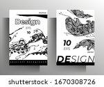 cover design for book  magazine ... | Shutterstock .eps vector #1670308726