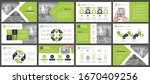 presentation templates ... | Shutterstock .eps vector #1670409256