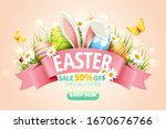 Easter Sale Popup Ads With...