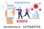 international humanitarian help ... | Shutterstock .eps vector #1670685556