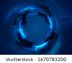 modern abstract background for... | Shutterstock .eps vector #1670783200