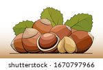 vector simple illustration a... | Shutterstock .eps vector #1670797966