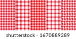 picnic seamless pattern.... | Shutterstock .eps vector #1670889289