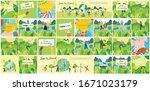 vector illustration eco... | Shutterstock .eps vector #1671023179