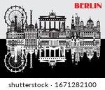 vector illustration of... | Shutterstock .eps vector #1671282100