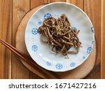 Korean Traditional Food Bracke...