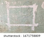 background of cement wall retro ... | Shutterstock . vector #1671758809