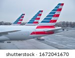 Tails Of Three Planes Of...