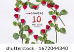 Calendar With Mother\'s Day 202...
