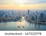 A Bird's Eye View Of Shanghai...