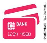 rose apple color credit card...