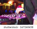 nightclub parties. dj | Shutterstock . vector #167260658