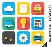 vector icons for web and mobile ...