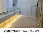Staircase Luxury Home Or Hotel...