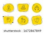 engineering  employees teamwork ... | Shutterstock . vector #1672867849