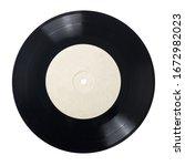 7 inch vinyl single record...