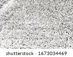 grunge texture of the rough... | Shutterstock .eps vector #1673034469