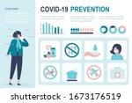 virus prevention concept... | Shutterstock .eps vector #1673176519