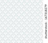 art deco vector geometric... | Shutterstock .eps vector #167318279