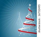 illustration of a christmas... | Shutterstock .eps vector #16732495