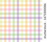 checkered background of stripes ...   Shutterstock .eps vector #1673300086