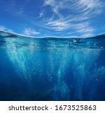 Seascape  Air Bubbles...