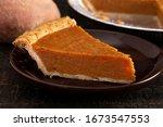 A Slice Of Sweet Potato Pie...