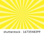 yellow sunshine colorful vector ...   Shutterstock .eps vector #1673548399