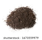 pile of soil with mineral... | Shutterstock . vector #1673559979