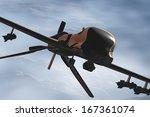 Predator Type Rq1 Drones 3d...