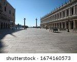 Venice  Italy   March 16  2020  ...