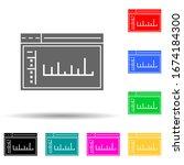 admin control panel multi color ...