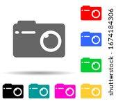 photo camera multi color style...