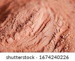 Red Bentonite Clay Powder....