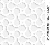 seamless geometric pattern | Shutterstock .eps vector #167432294