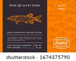 premium quality pike abstract... | Shutterstock .eps vector #1674375790