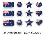 set of vector labels of... | Shutterstock .eps vector #1674562219