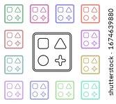 cognitive box line multi color...