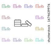 constructor line multi color...
