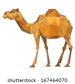 Vector   Camel Geometric ...