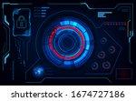 interface futuristic hud ui sci ...