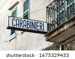 The Sign Of Carabinieri ...