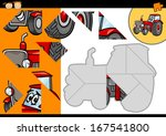 cartoon vector illustration of... | Shutterstock .eps vector #167541800
