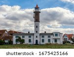 The Timmendorf Lighthouse On...