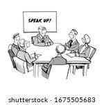 team member in face masks... | Shutterstock . vector #1675505683