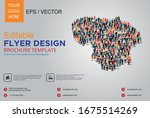 poster and flyer design with... | Shutterstock .eps vector #1675514269